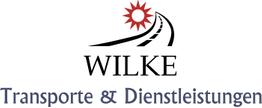 WILKE Transporte & Dienstleistungen – Umzüge, Haushaltsauflösungen, Transporte und Kurierfahrten Logo